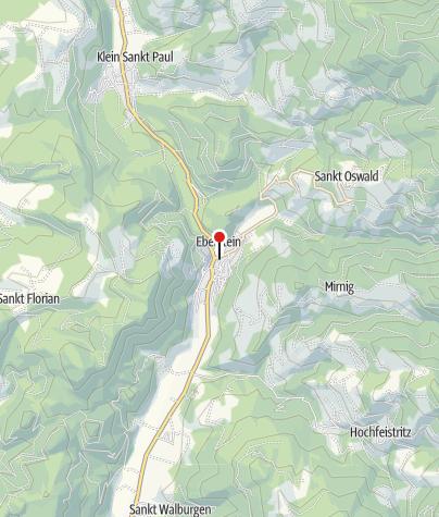 Karte / Gasthof Liegl Eberstein