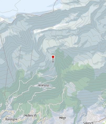 Karte / Cave du Scex