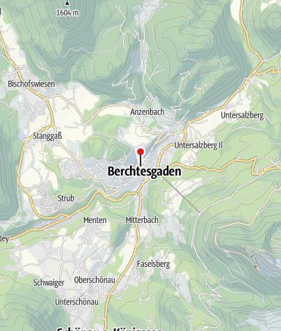 Karte / Berchtesgaden