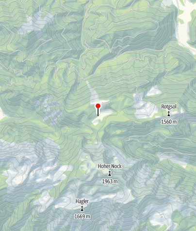 Karte / Feichtauhütte