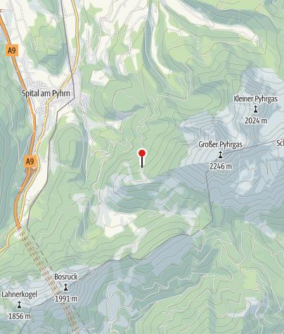 Karte / Hofalm