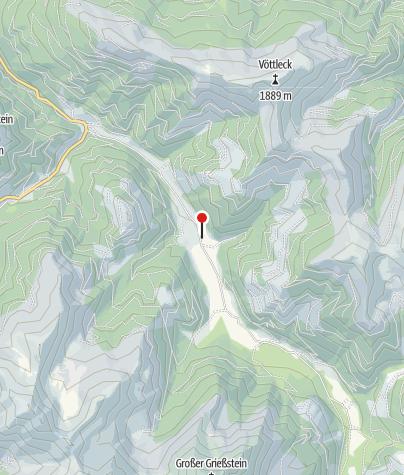 Map / Triebentalhütte