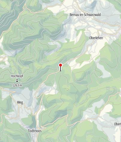 Map / Rot-Kreuz-Hütte