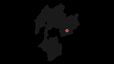 Mappa / Trans Parc Ela - 3 Pässewanderung