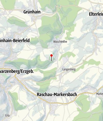 Karte / Schaubergwerk Herkules-Frisch-Glück
