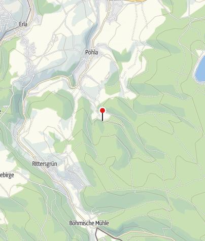Karte / Fundgrube und Erbstolln Morgenstern