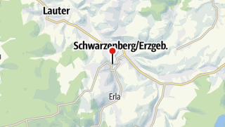 Karte / Schwarzenberg-Information