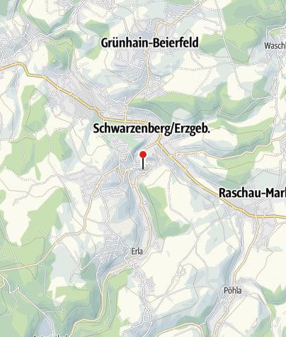 Karte / Volkskunstschule des Erzgebirgskreises