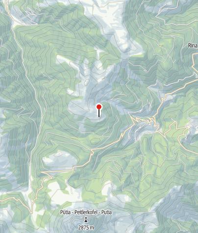 Mappa / Maurerberghütte