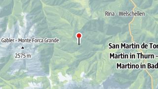 Karte / Maurerberghütte