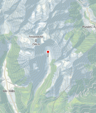 Cartina / Wieserhütte