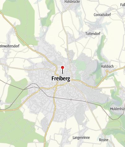 Karte / Dom St. Marien Freiberg