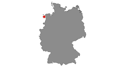 Karte / Internationale Dollard Route