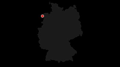 Map / Internationale Dollard Route