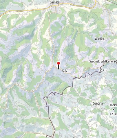 Karte / Gasthaus Tscheppe an der Weinstraße