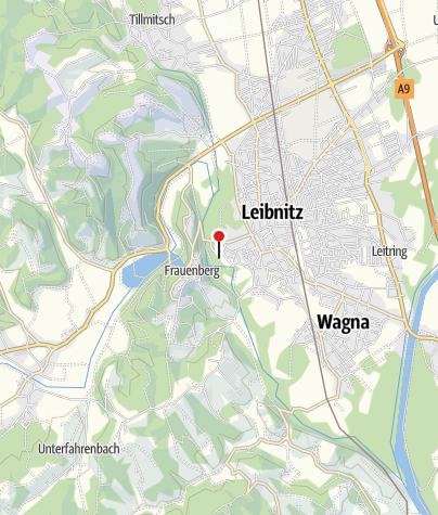 Karte / Freizeitzentrum und Städtisches Erlebnisbad Leibnitz