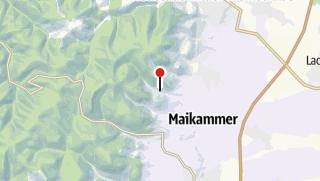 Kaart / Klausentalhütte