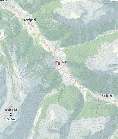 Kaart / V8: Intersport Gaschurn