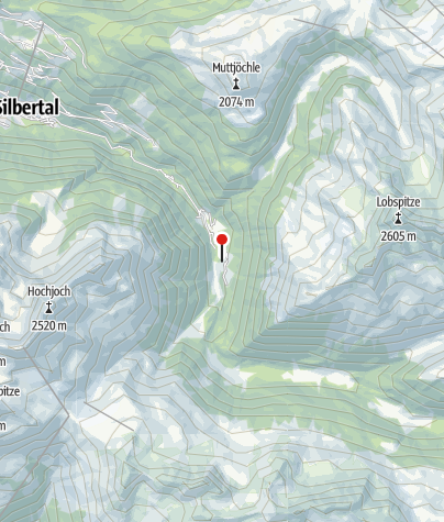 Map / T7: Jausenstation Hasahüsli, Silbertal