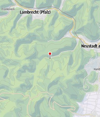 Map / Kaltenbrunner Hütte