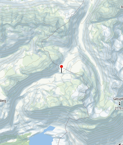 Karte / L13: Neue Heilbronner Hütte, Partenen