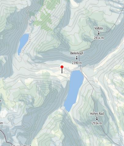 Karte / Viehpferch