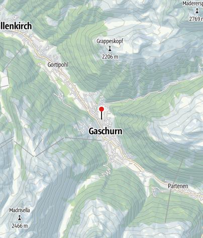 Karte / Lukas Tschofen Haus