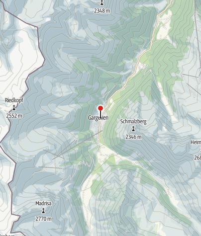 Map / Gargellen