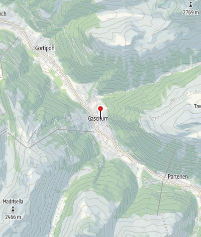 Karte / Gaschurn