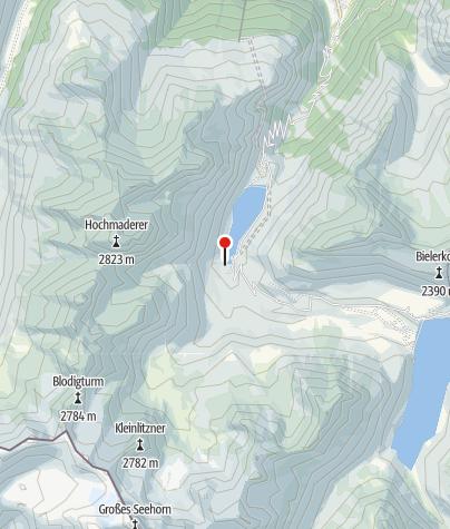 Karte / Vermuntsee