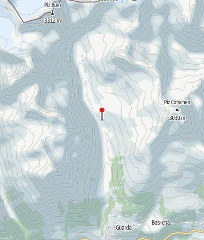 Karte / Val Tuoi