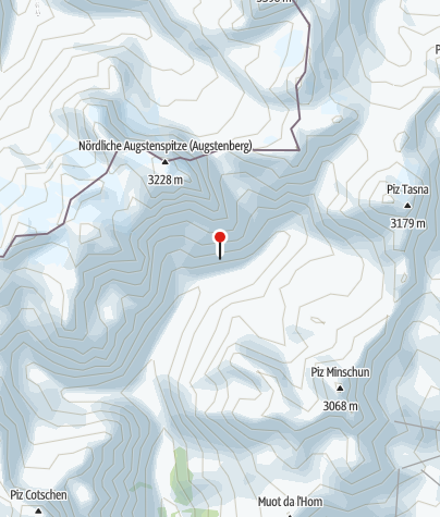 Karte / Val Urschai
