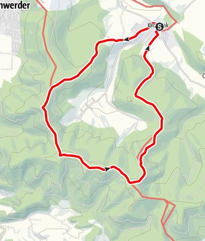Karte / Zum Ebersnacken (Ki 1)