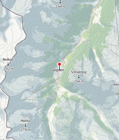 Karte / Valisera, Kreuzer