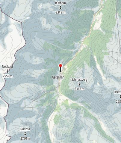 Karte / Haus Altana