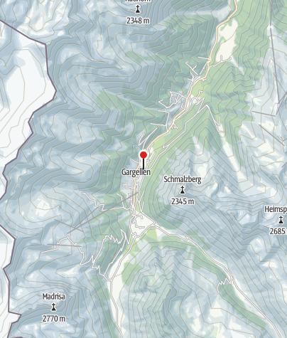 Karte / Haus Rätikon