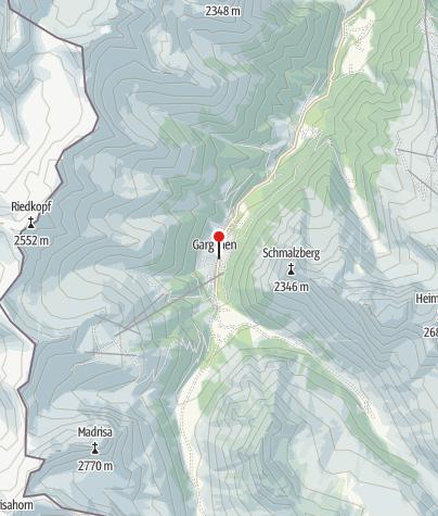 Karte / Ferienhaus Feurstein
