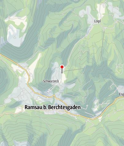 Karte / Hochschwarzeck