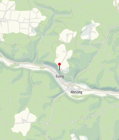 Map / Burgruine Randeck