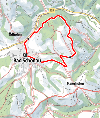Karte / Großer Leitenviertelweg