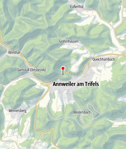 Karte / Turnerjugendheim