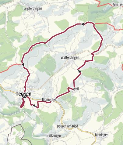 Karte / Hegau_2013