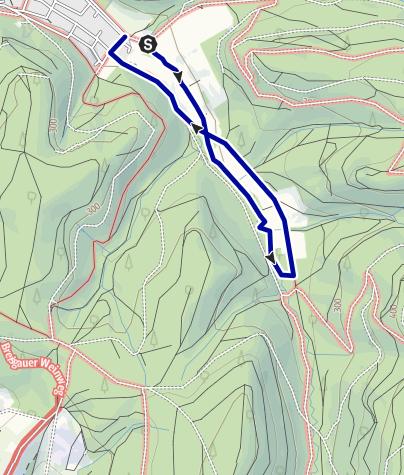 Map / Wasserpfad Sulzbachtal