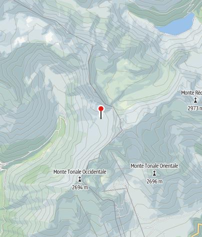 Map / Rifugio Bozzi