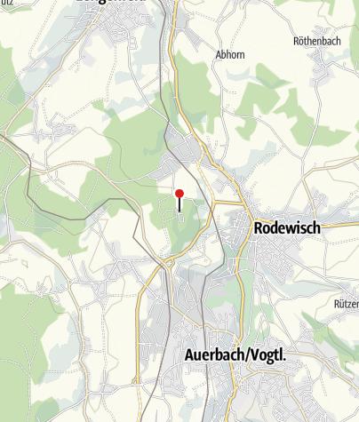 Karte / Gasthaus Troll Schänke