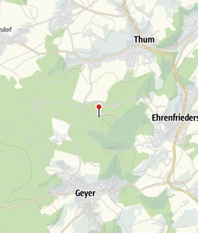 Karte / Naturtheater Greifensteine, Ehrenfriedersdorf