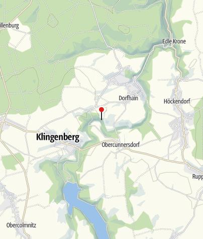 Karte / Besucherbergwerk Aurora Erbstolln