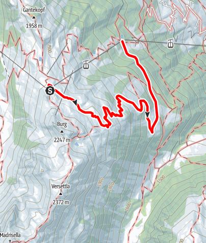 Karte / Törliweg