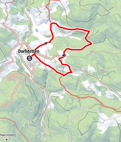 Mapa / Schlagleitenweg