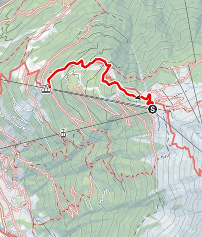 Karte / Kapell - Hubertus - Kropfen
